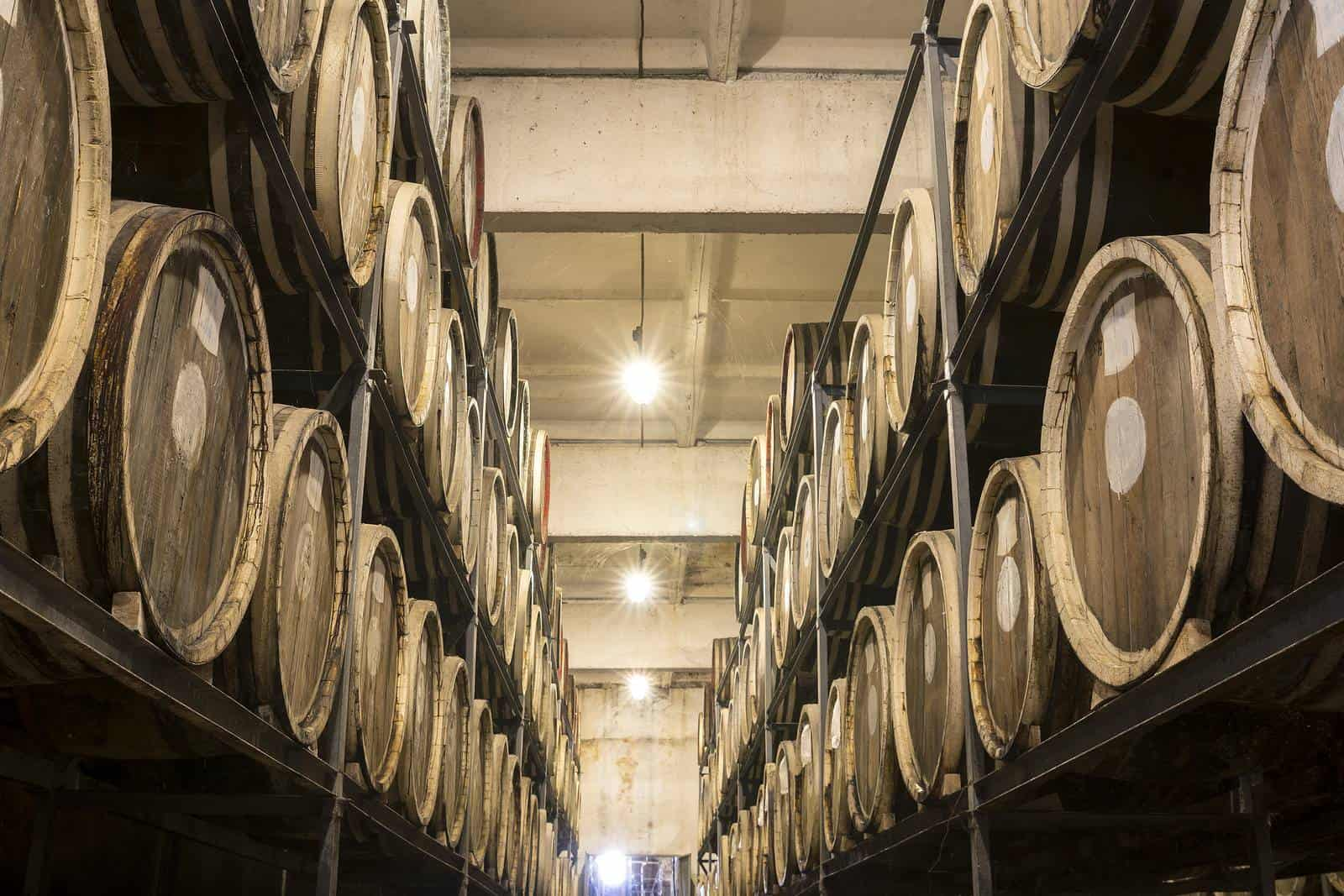 The Basics of Whiskey Maturation