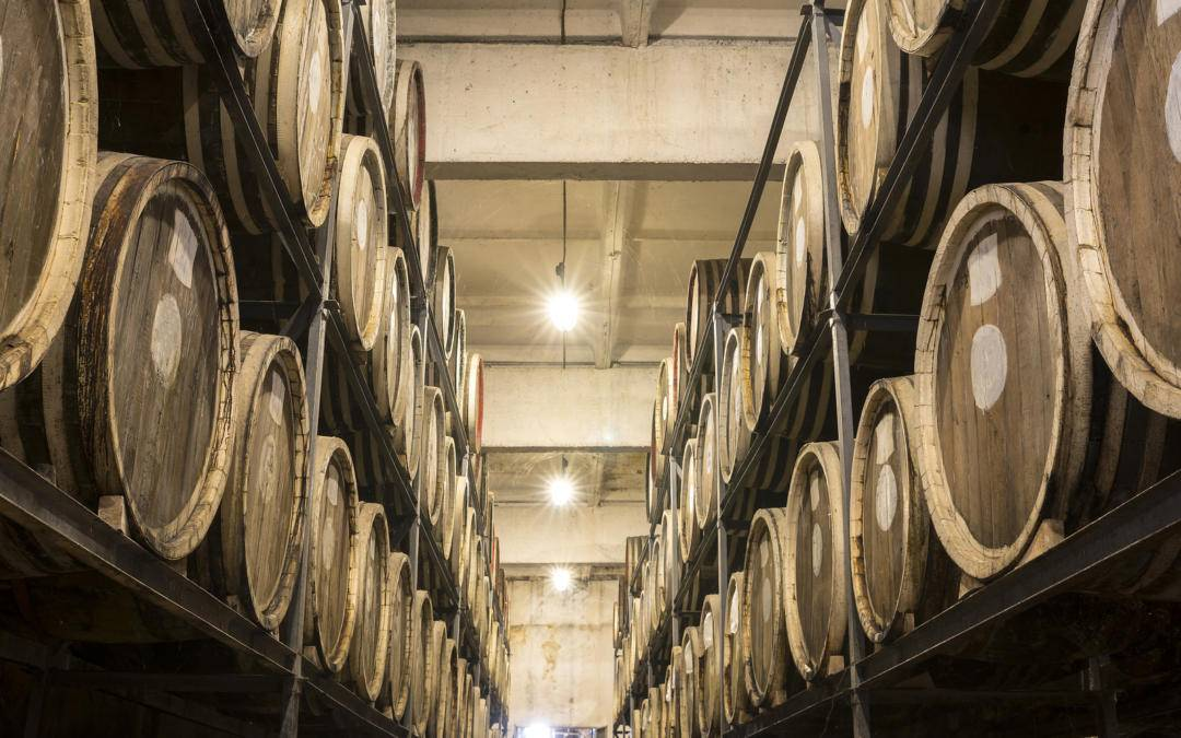 The Basics of Whiskey Maturation