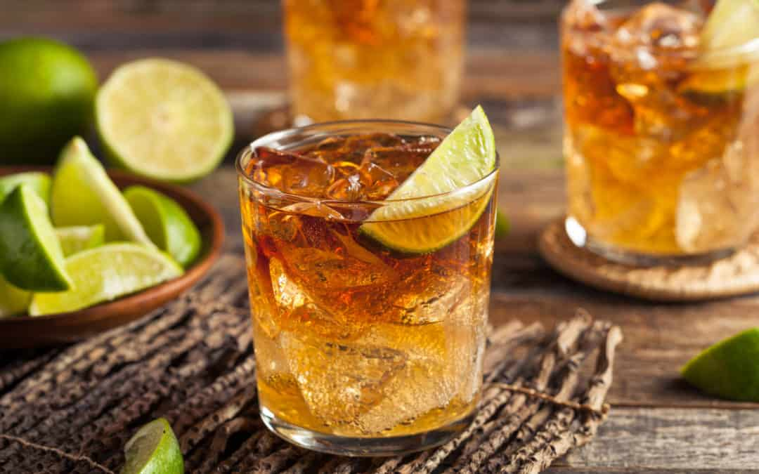 Mastering the Dark 'N Stormy (Recipe)