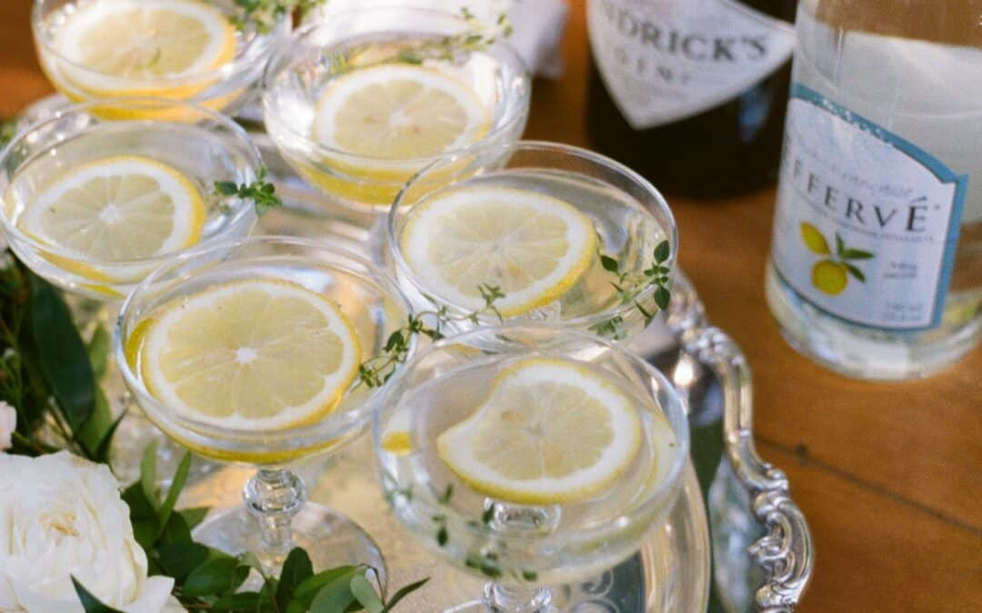 Experimenting with Gimlets (recipe)
