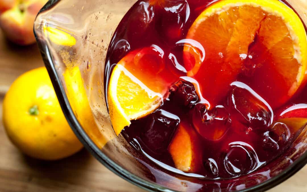 How to Make Sangria at Home